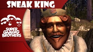 SGB Play: Sneak King | NOT an AD