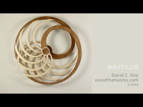 Nautilus Kinetic Sculpture Classical Music