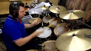 74 75 The Connells - Drum Cover