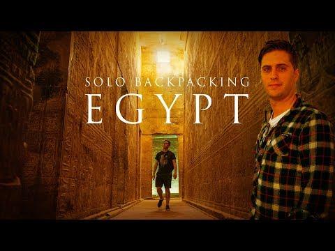 EGYPT & JORDAN | Ep1: Solo Backpacking Egypt