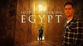 EGYPT & JORDANEp1: Solo Backpacking Egypt