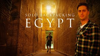 EGYPT & JORDAN | Ep1: Solo Backpacking Egypt