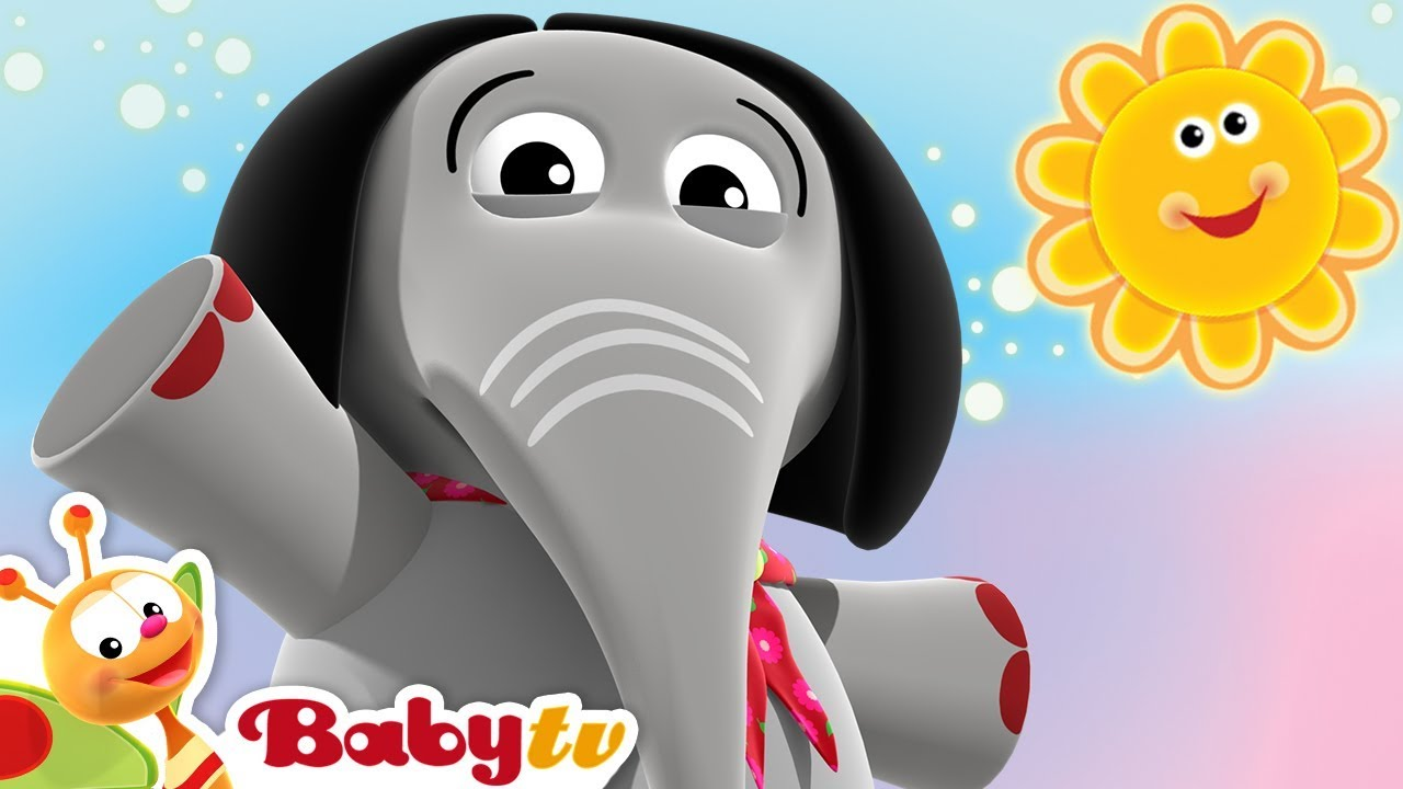 Morning Routine: Morning Song - Nursery Rhymes - By BabyTV