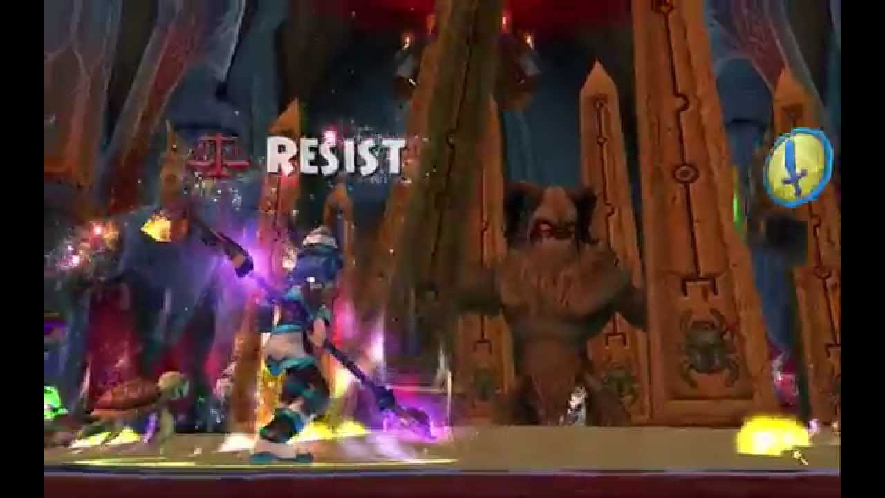 Balance Lord In Wizard101 (HD)