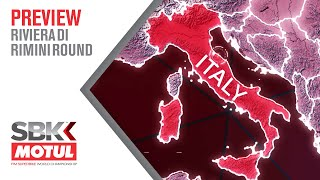 WorldSBK is ready to take on Italy for the 9th Round of the season!🇮🇹