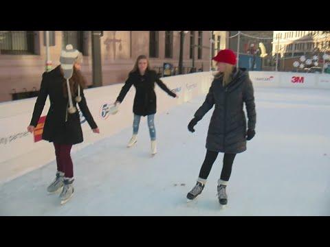 WinterSkate Returns To Downtown St. Paul