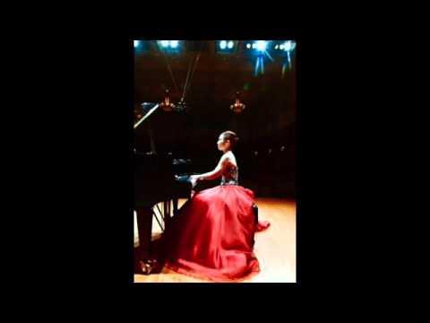J. S. Bach Sinfonia (Three-Part Invention) No. 15 in B minor BWV 801 Ai Kayukawa