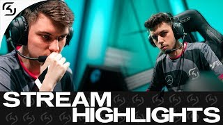 League of Legends Stream Highlights | SK LEC