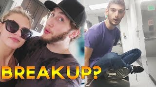 BIG YouTuber ARRESTED! FaZe Banks Alissa Violet DIDN'T BREAKUP?