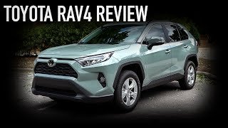 2019 Toyota RAV4 XLE AWD Review: A Shocking Improvement