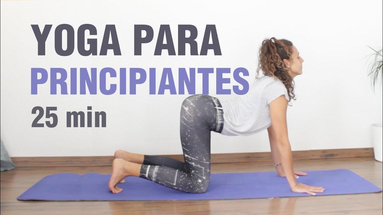 TU PRIMERA CLASE DE YOGA | Yoga para principiantes