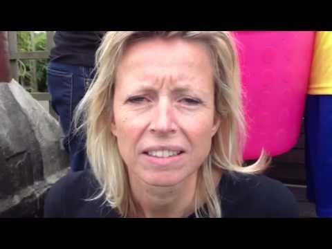 Ice bucket challenge Kajsa Ollongren
