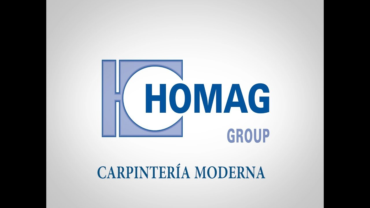Carpinter a moderna homag youtube for Carpinteria moderna