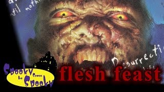 SPOOKY GAMES ARE SPOOKY !V | Flesh Feast