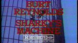 'Sharky's Machine' movie [02] - movie trailer-TV commercial (1981)