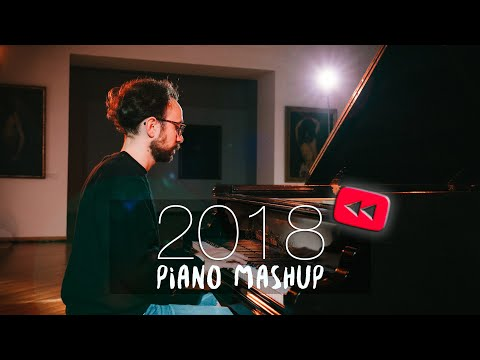 2018 PIANO MASHUP - Top Hits in a 5 Minutes Medley | Costantino Carrara