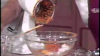 Sweet Potato Crepes W/ Corn Relish - Healthy Cooking With Jack Harris & Charles Knight