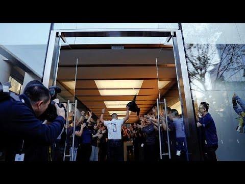 Llega el iPhone X para celebrar los 10 años del 'smartphone' - economy