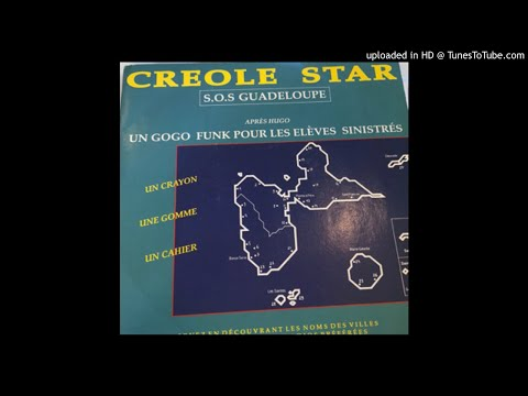 Creole Star - S.O.S. Guadeloupe (Vocal)