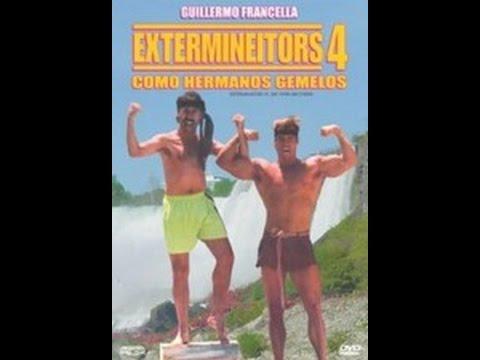Extermineitors 4 Como Hermanos Gemelos (1992 pelicula completa)