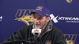 2019 UNI Wrestling to Host Iowa State
