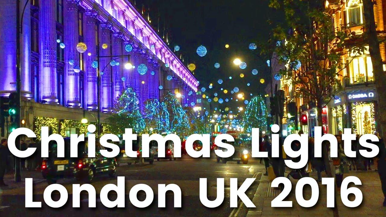 All Red Christmas Lights
