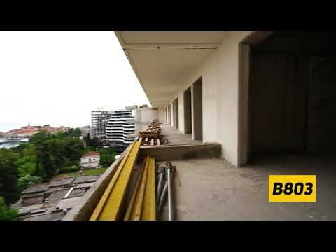 Three connected studio apartment B803 presentation - 2021