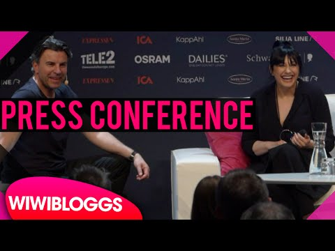 FYR Macedonia press conference: Kaliopi Dona @ Eurovision 2016 | wiwibloggs
