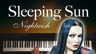 Sleeping Sun by Nightwish (Piano)