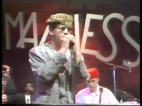 Madness - Michael Caine - Live 1984