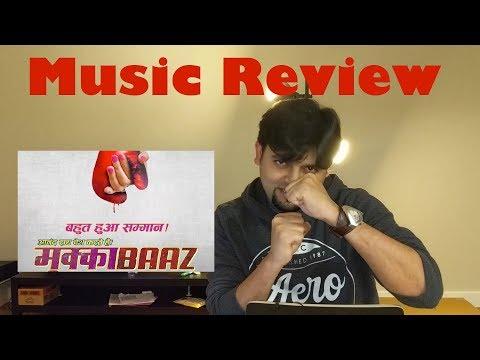 Beats and Beyond: Mukkabaaz Music Review