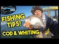Whiting Fishing Tips ft THE COD!!