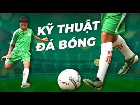 NESTLÉ MILO - Bóng đá - kỹ thuật đá bóng