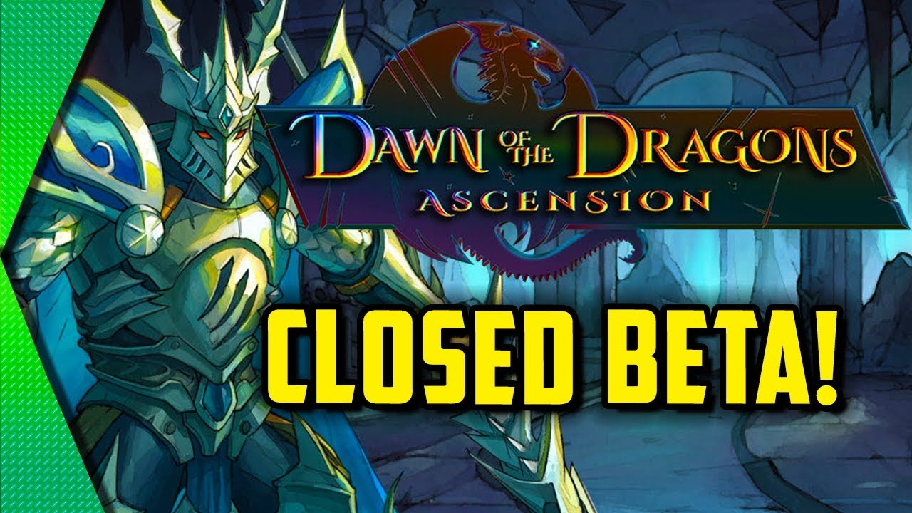 Dawn of the Dragons: Ascension - TACTICAL TURN-BASED RPG BETA GAMEPLAY  (Android & IOS) | MGQ Ep  326