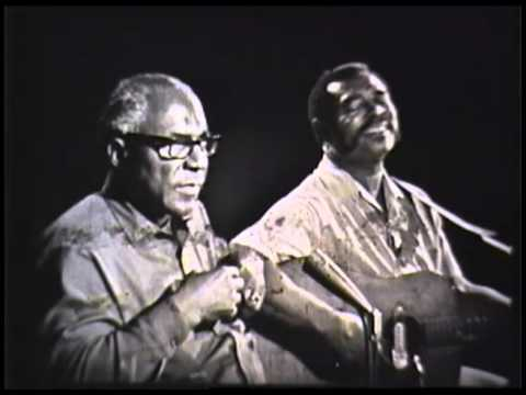 Sonny Terry and Brownie McGhee pt 1