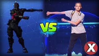FORTNITE DANCES EN VRAI VIE