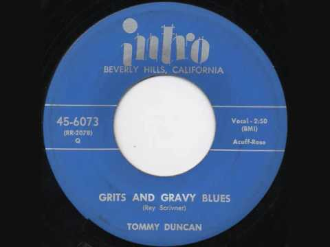tommy duncan grits and gravy blues sample