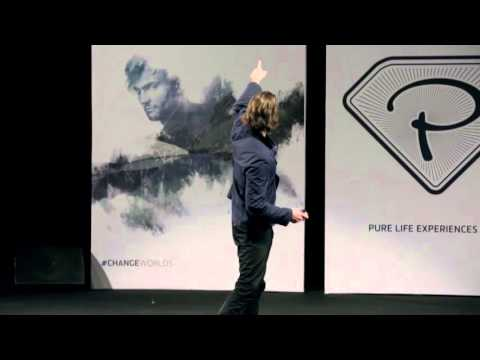PURE Conference 2014: David de Rothschild