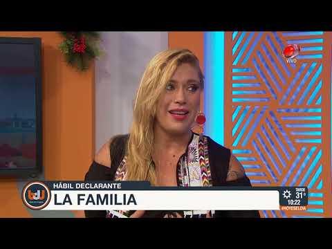 Buen día Uruguay - Daiana Abracinskas 14 de Diciembre de 2017