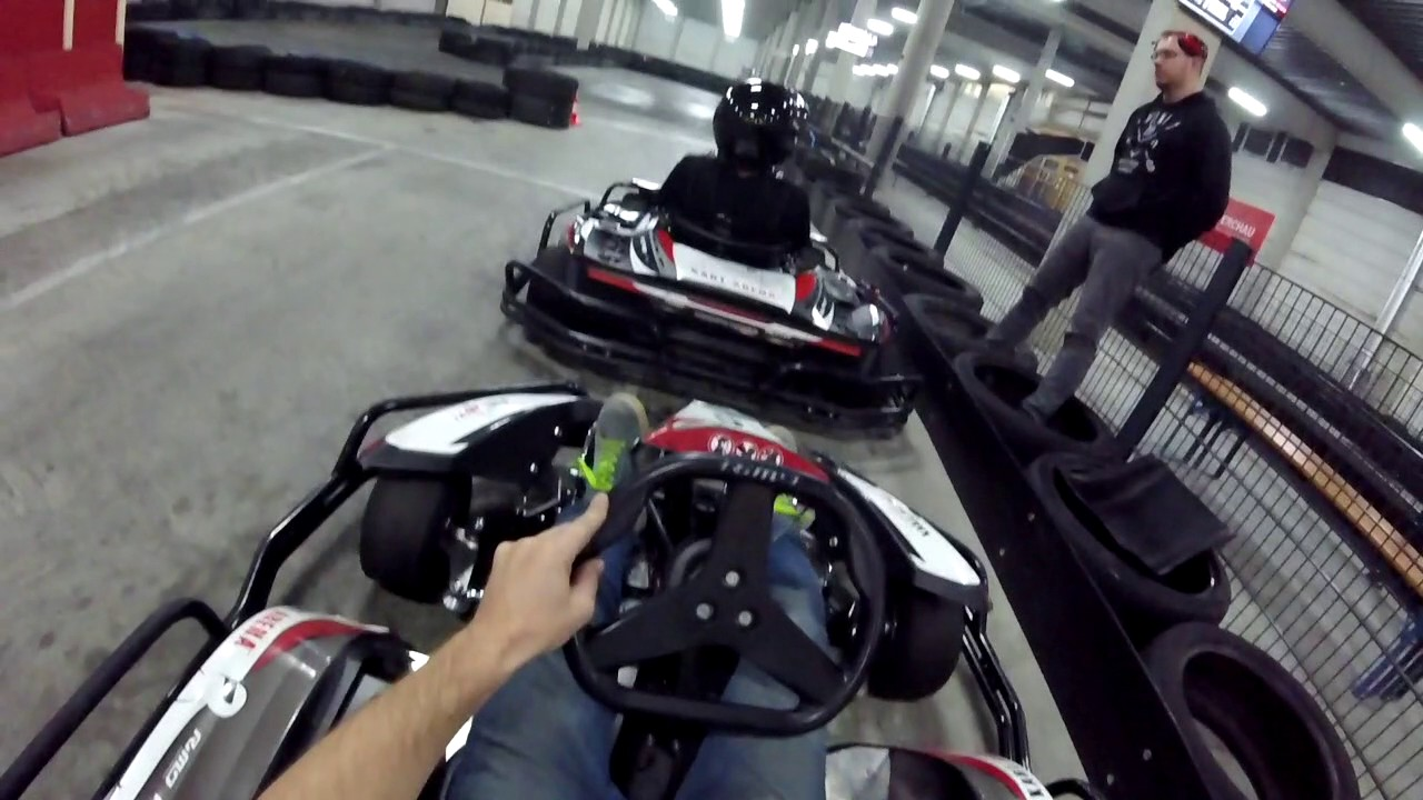 Kart Arena Ingolstadt Oktober 2016 Youtube