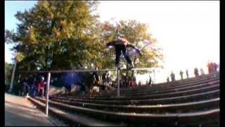 "Hedonskate Video ""New Rokoko"": Bartek Zgrzeblak (5/10)"