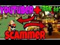 Werde ich als Youtuber+ GESCAMMT!?😨 GrieferGames (Minecraft/Deutsch)