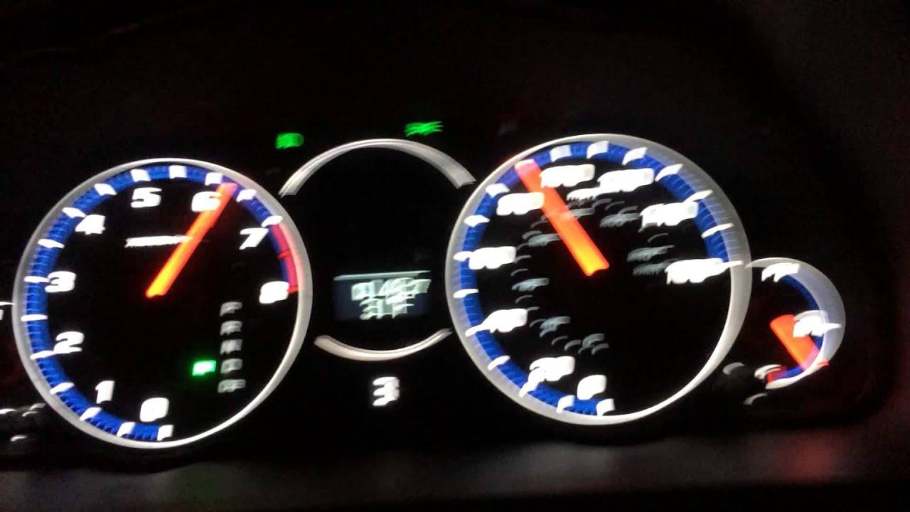 3rd gear rpm drop under wide open throttle - YouTube