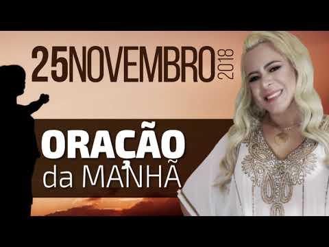 Oração da Manhã - Domingo, 25 de Novembro de 2018 | Bispa Virginia Arruda