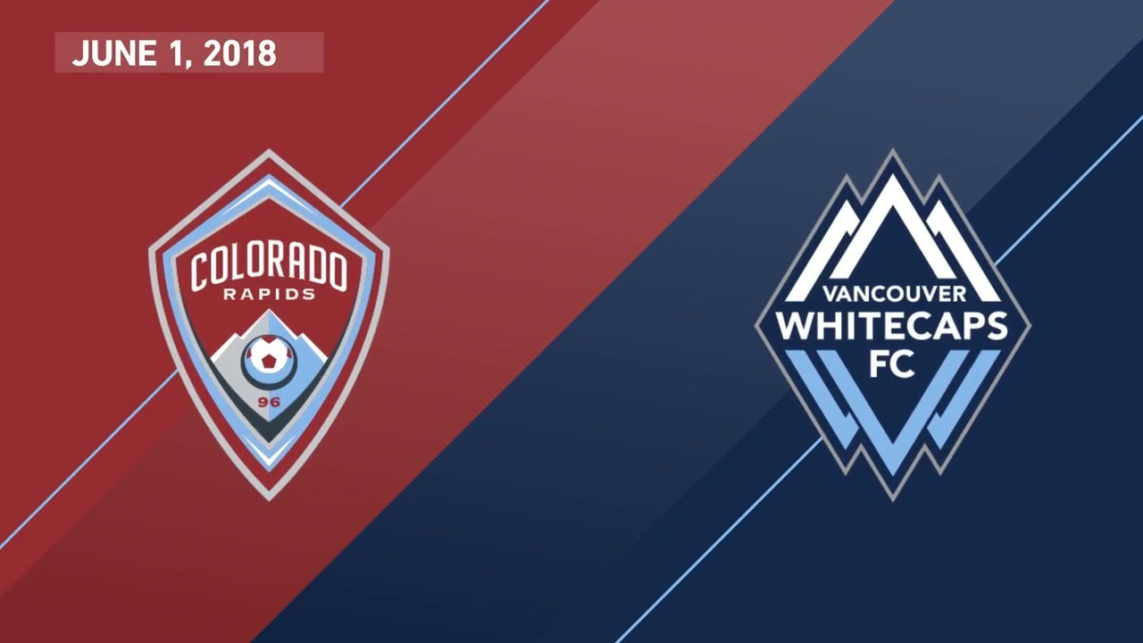 HIGHLIGHTS: Colorado Rapids vs. Vancouver Whitecaps FC | June 1, 2018