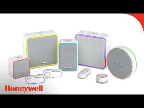 Wireless Doorbells and Door Chimes | Honeywell