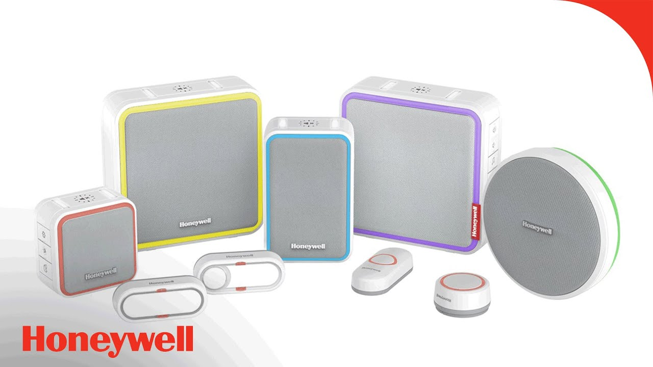 Wireless Doorbells and Door Chimes | Honeywell - YouTube