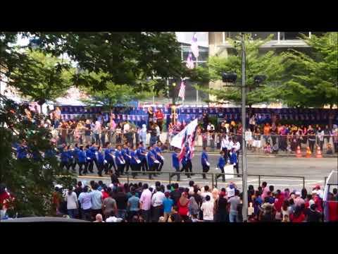 Perbarisan Hari Kemerdekaan 2017 / Malaysia Independence Day Parade - Kota Kinabalu Sabah, Malaysia
