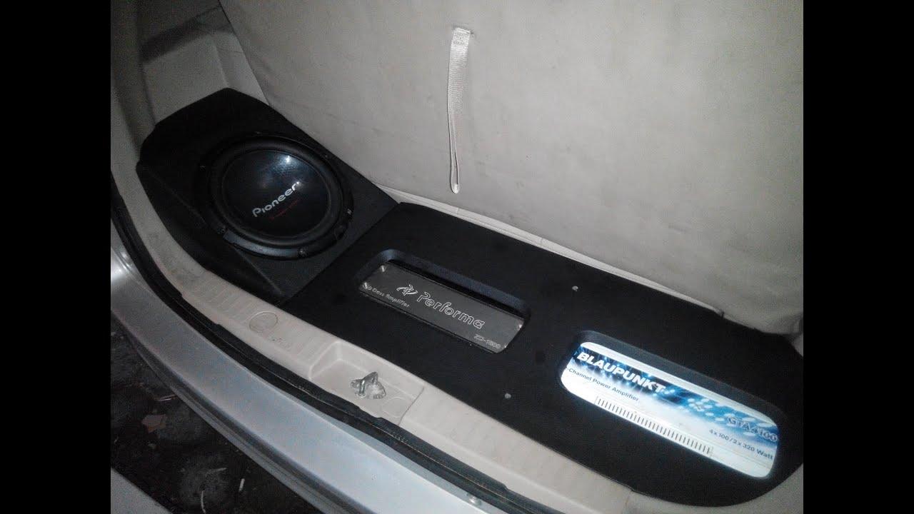 Suzuki Ertiga Car Audio Sql Youtube