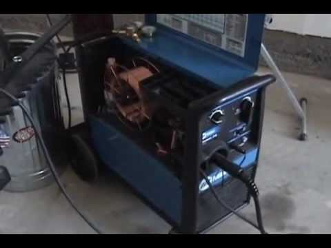 hqdefault how to wire a 50 amp breaker and plug for a welder youtube 220 Volt Motor Wiring Diagram at edmiracle.co